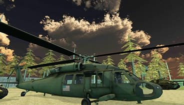 Army museum VR