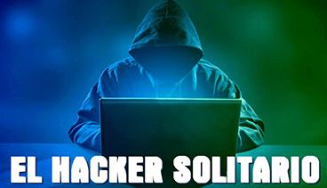 El hacker solitario