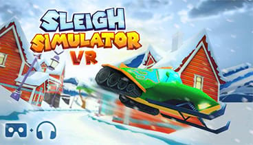 Sleigh Simulator