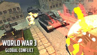 World War 3: defensa de torres